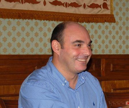 Imagen de archivo de Juan Carlos Gracia Suso, alcalde de Alcañiz
