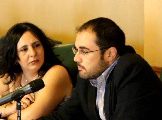 El Pleno de mañana también tomará razón de la renuncia del Concejal de Ciudadanos , Rodrigo Gómez, en la imagen