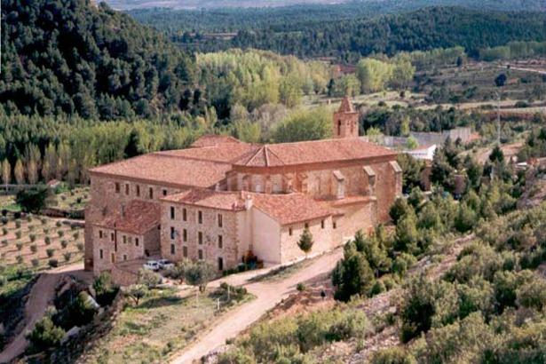 En 1878 los frailes mercedarios ocuparon el monasterio el Olivar, en Estercuel (www.revistaecclesia.com).