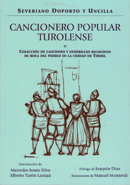 """Severiano Doporto, que falleció un día como hoy, fue autor del """"Cancionero popular turolense"""" (abotiga.files.wordpress.com)."""