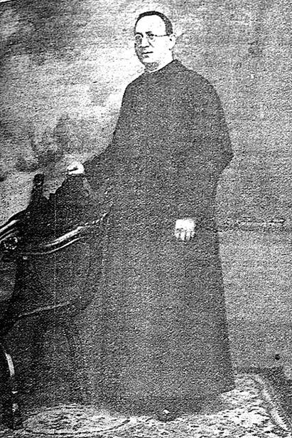 El padre Polanco fue consagrado obispo de Teruel en Valladolid, un día como hoy el año 1935.