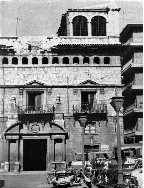 Hace 42 años la Diputación decidió la compra de la Casa de la Comunidad, donde se instalaría el Museo Provincial.