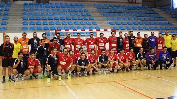 Plantilla del Bada Huesca de esta temporada