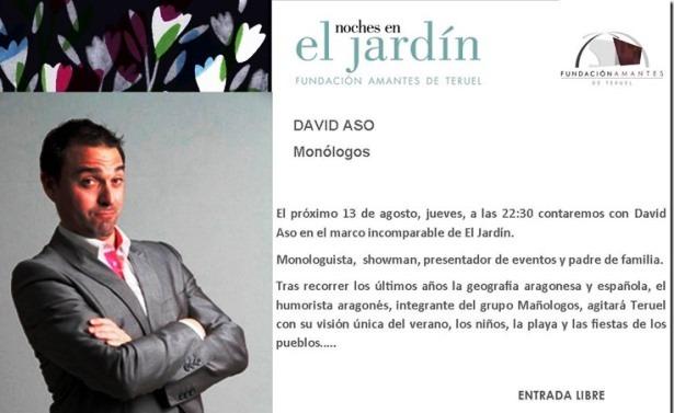 DAVID ASO
