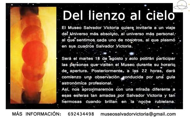 MUSEO SALVADOR VICTORIA DEL LIENZO AL CIELO
