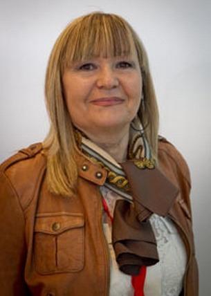 Perla Borao, en una imagen de archivo