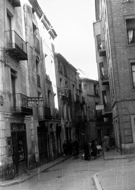 La decisión de dedicar la calle de San Juan a Ramón y Cajal fue tomada un día como hoy, hace 92 años (Foto: Archivo Jesús Marco)