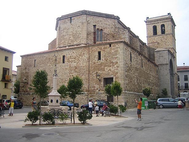 La iglesia de La Puebla de Valverde cumple 53 años (Foto: www.apartamentoselventorrillo.es)