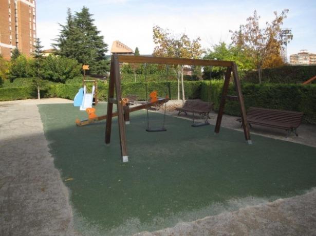 En la imagen , el Parque de la Estrella de nuestra ciudad