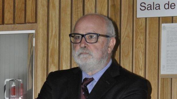 El exviceconsejero de Obras Públicas del Gobierno de Aragón, Carlos Escó