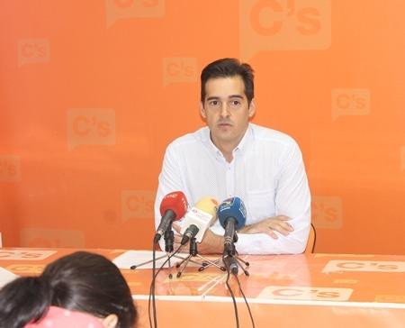 Ramón Fuertes , Concejal de Ciudadanos en el Ayuntamiento de Teruel