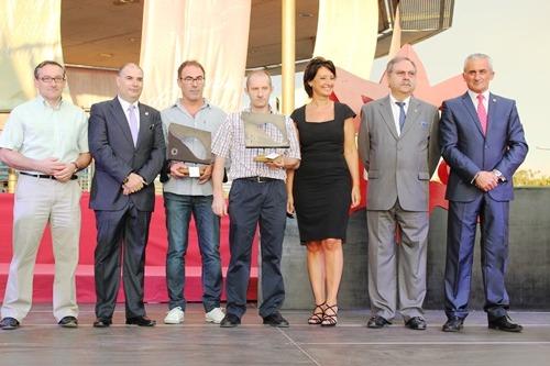 Imagen de la entrega de premios del Concurso de calidad del año pasado