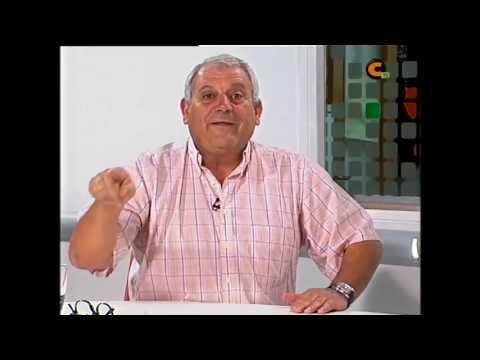 En la imagen , Miguel Pamplona.La foto es de Calamocha TV