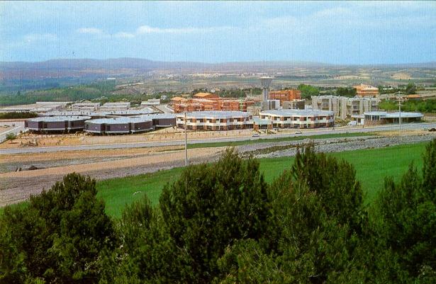 En el año 1974, un día como hoy, tuvo lugar la inauguración de la Ciudad Escolar de Teruel.