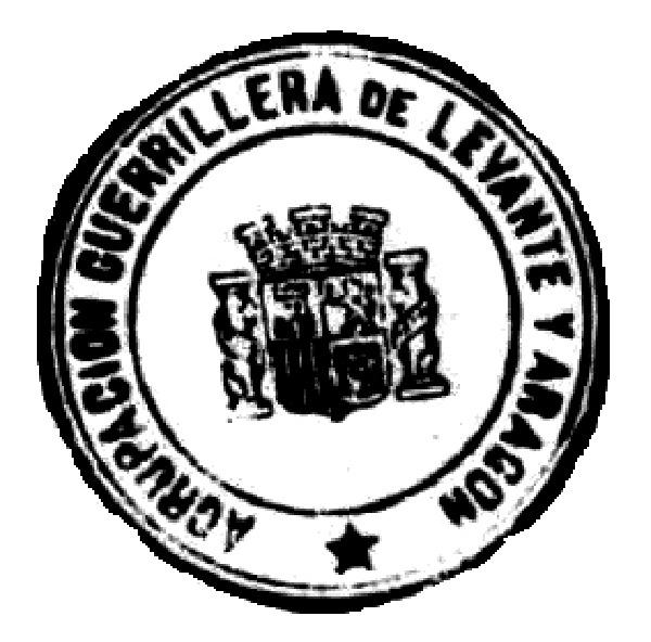 Los guerrilleros de Levante y Aragón actuaron en la provincia entre 1946 y 1952.