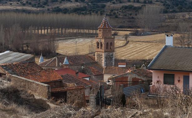 En 1933 el templo de Luco fue objeto de un robo sacrílego tal día como hoy (Foto: commons.wikipedia.org)