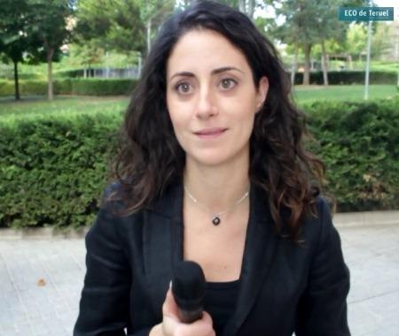 Ana Martinez, Directora de Formación de Cámara Teruel