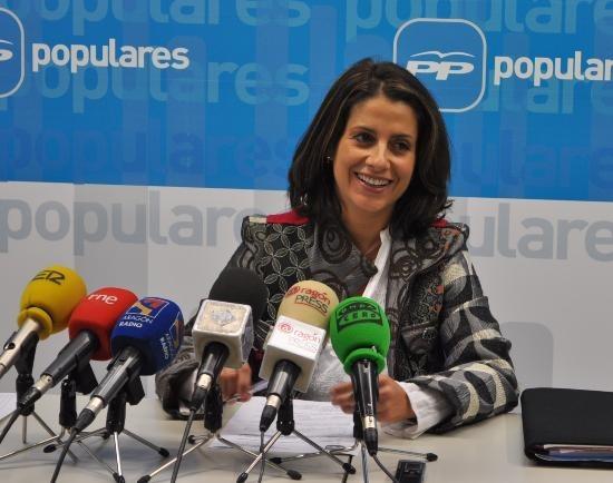 Enma Buj, en una imagen de archivo