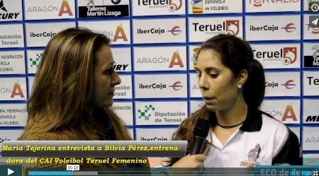 ENTRENADORA CAI FEMENINO