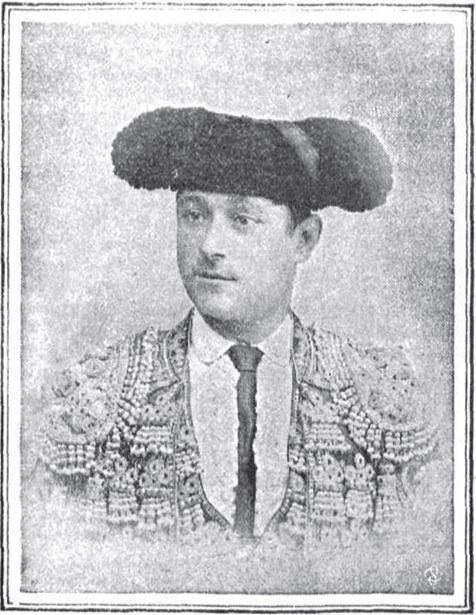 """Aunque ya llevaba unos años recorriendo los ruedos, Lorenzo Martín """"Martinito"""", de Rubielos de Mora, hizo su presentación en Madrid un día como hoy hace 107 años. (El Enano / Hemeroteca Digital)."""