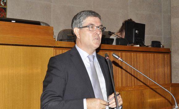 Vicente Guillén, Consejero de Presidencia del Gobierno de Aragón