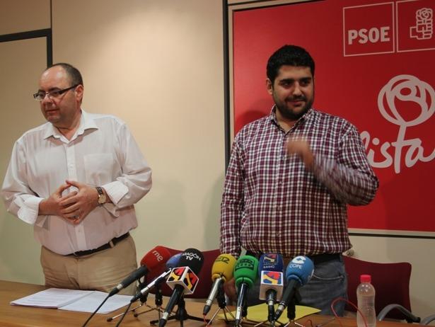 Jose Ramón Morro, a la izquierda , y Diego Piñeiro