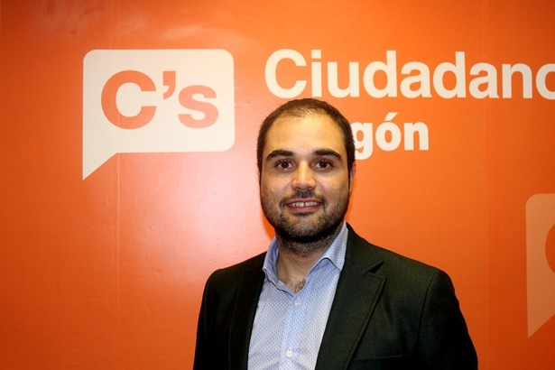 Rodrigo Gomez, de Ciudadanos