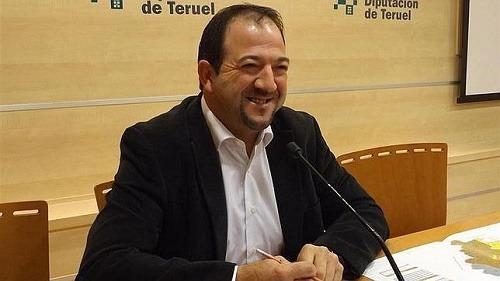 El presidente de la Diputación , Ramón Millán(PAR)