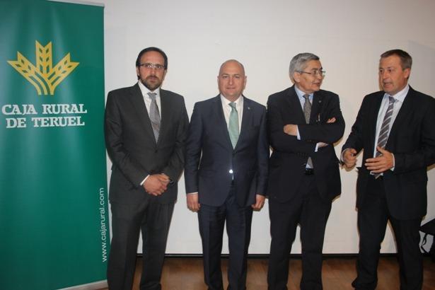 La caja rural de teruel sigue ganando cuota de mercado for Caja rural de teruel oficinas