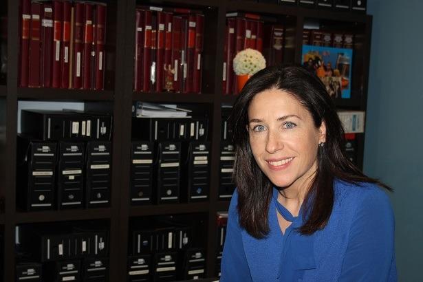 En la imagen, la economista Marisa Polo en su despacho.Ella nos cuenta las principales novedades de la Declaración de la Renta de este ejercicio