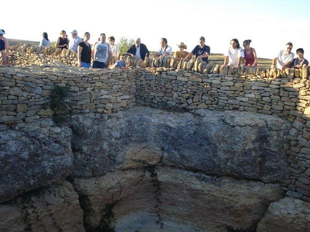 Visita poblado romano La Iglesuela