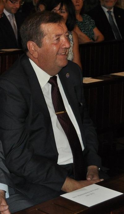 Una imagen de archivo de Fermín Hernández