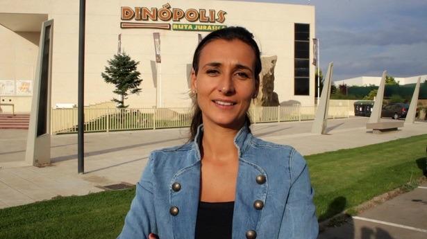 Higinia Navarro, Gerente de Dinópolis