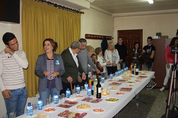 El acto de inicio de las fiestas de San León estuvo muy animado