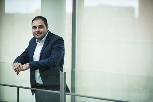 En la imagen, el Diputado de Ciudadanos en el Congreso , Rodrigo Gomez