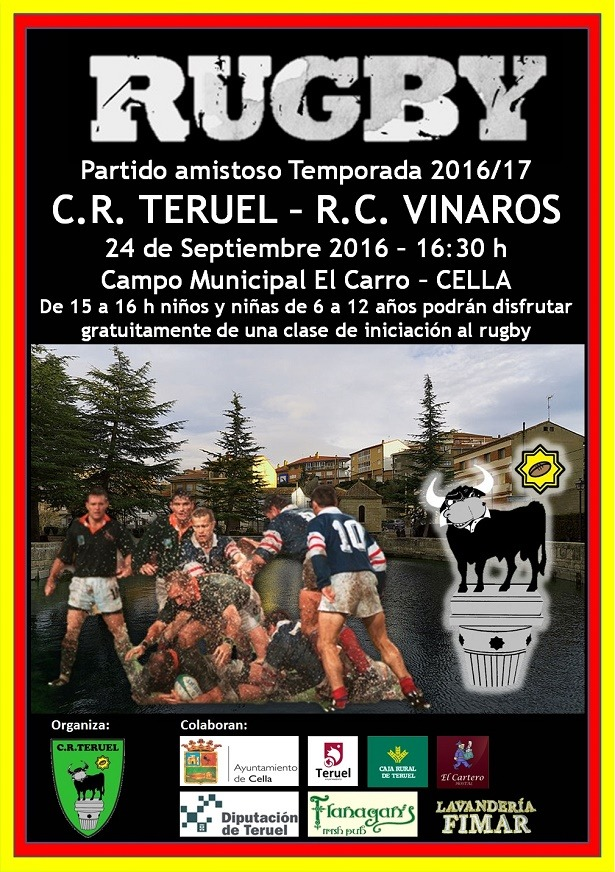 cartel rugby