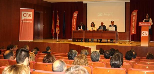Una imagen del Foro celebrado en Teruel