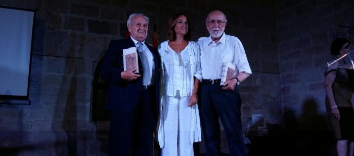 Entrega del Premio Desideri Lombarte a José Bada y Artur Quintana