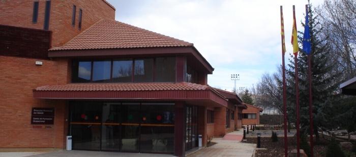 Centro de Formación para el Empleo del INAEM en Teruel