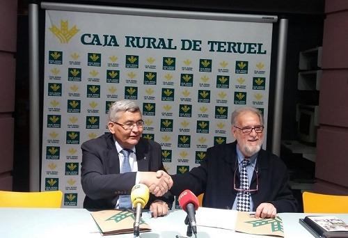 Convenio de caja rural para apoyar el turismo en la for Caja rural de teruel oficinas