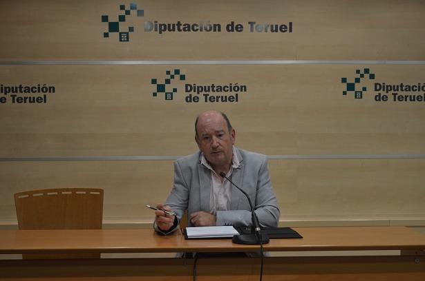 El diputado de Turismo de la institución provincial, Francisco Martí