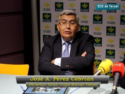 El director gral de caja rural pide m s apoyo del fite for Caja rural de teruel oficinas
