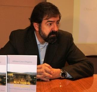 En la imagen, Alfonso Casas