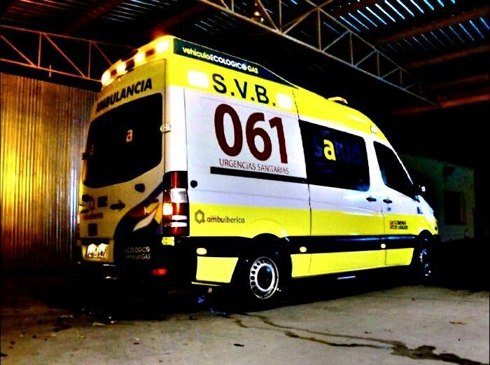 La mejora del transporte sanitario urgente en la provincia - Transporte islas baleares ...